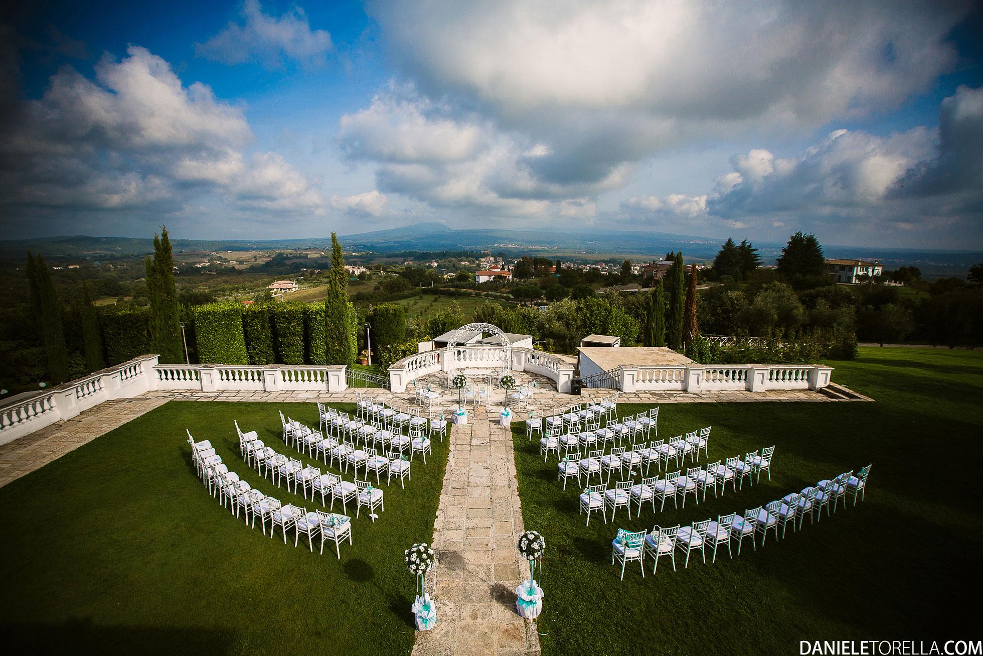 Matrimoni Bassano Romano : Matrimonio casina di poggio della rota