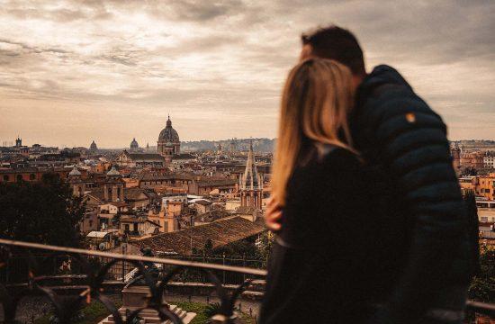 proposta di matrimonio a roma