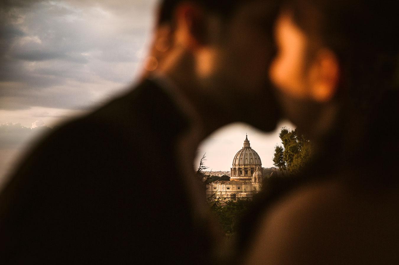 fotografo Roma matrimonio