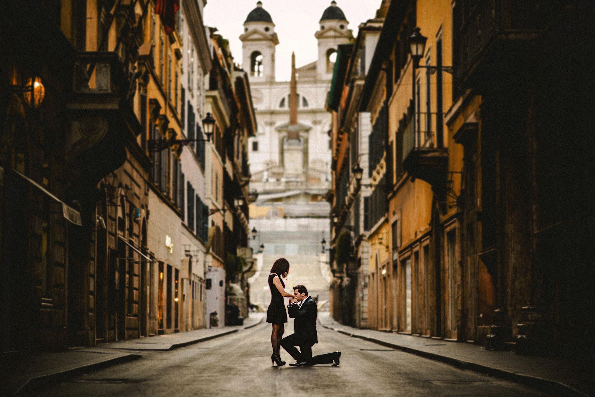 engagement photographer rome