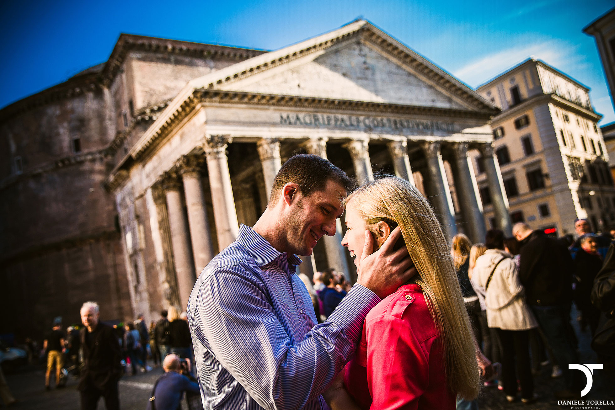 Engagement in Rome 05