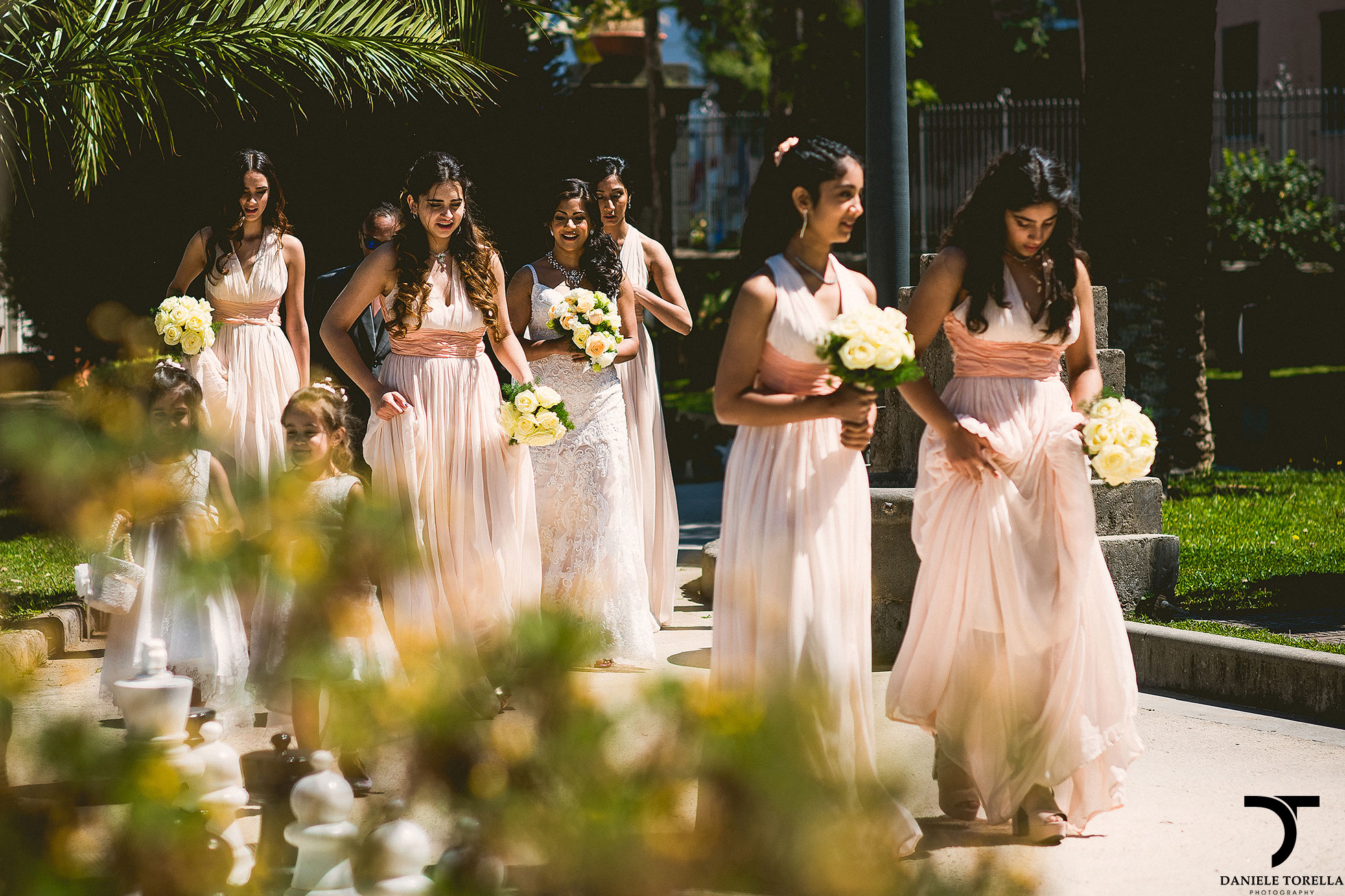 destination wedding sorrento