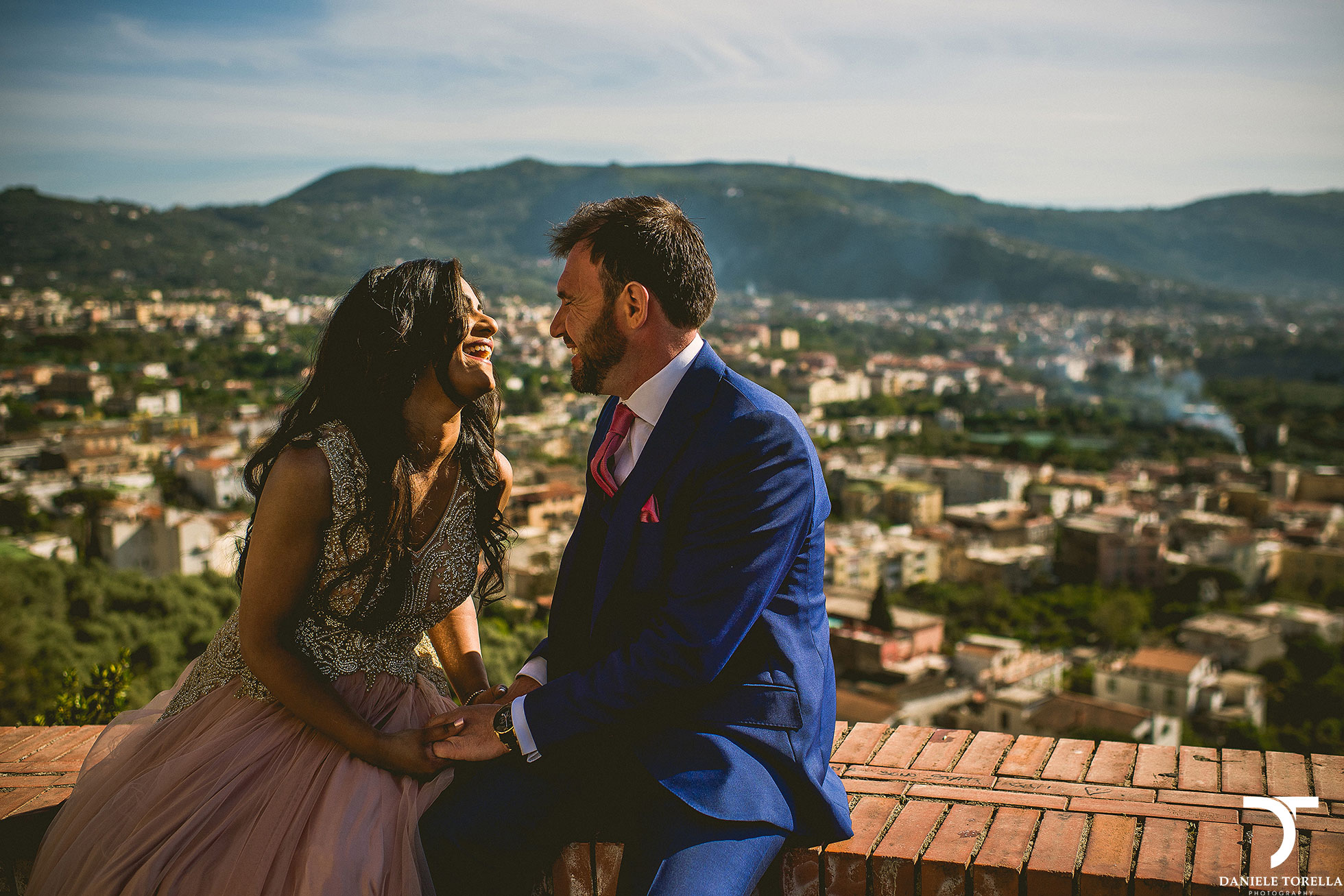 wedding photographer ravello