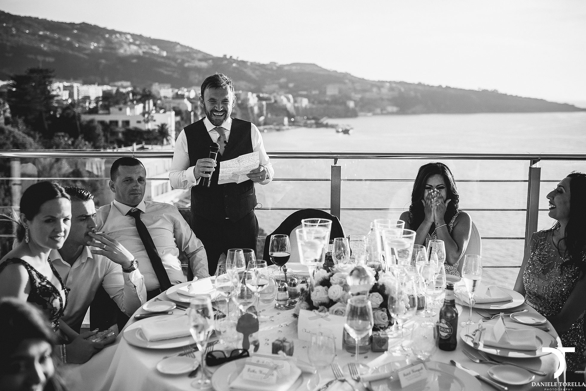 destination wedding in sorrento
