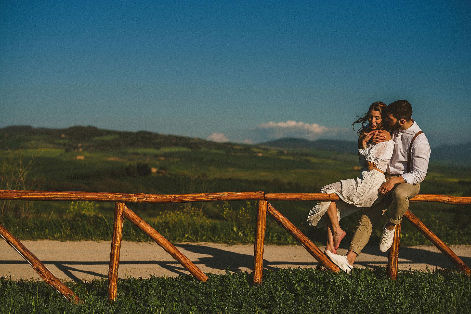 fotografo matrimonio toscana val d orcia
