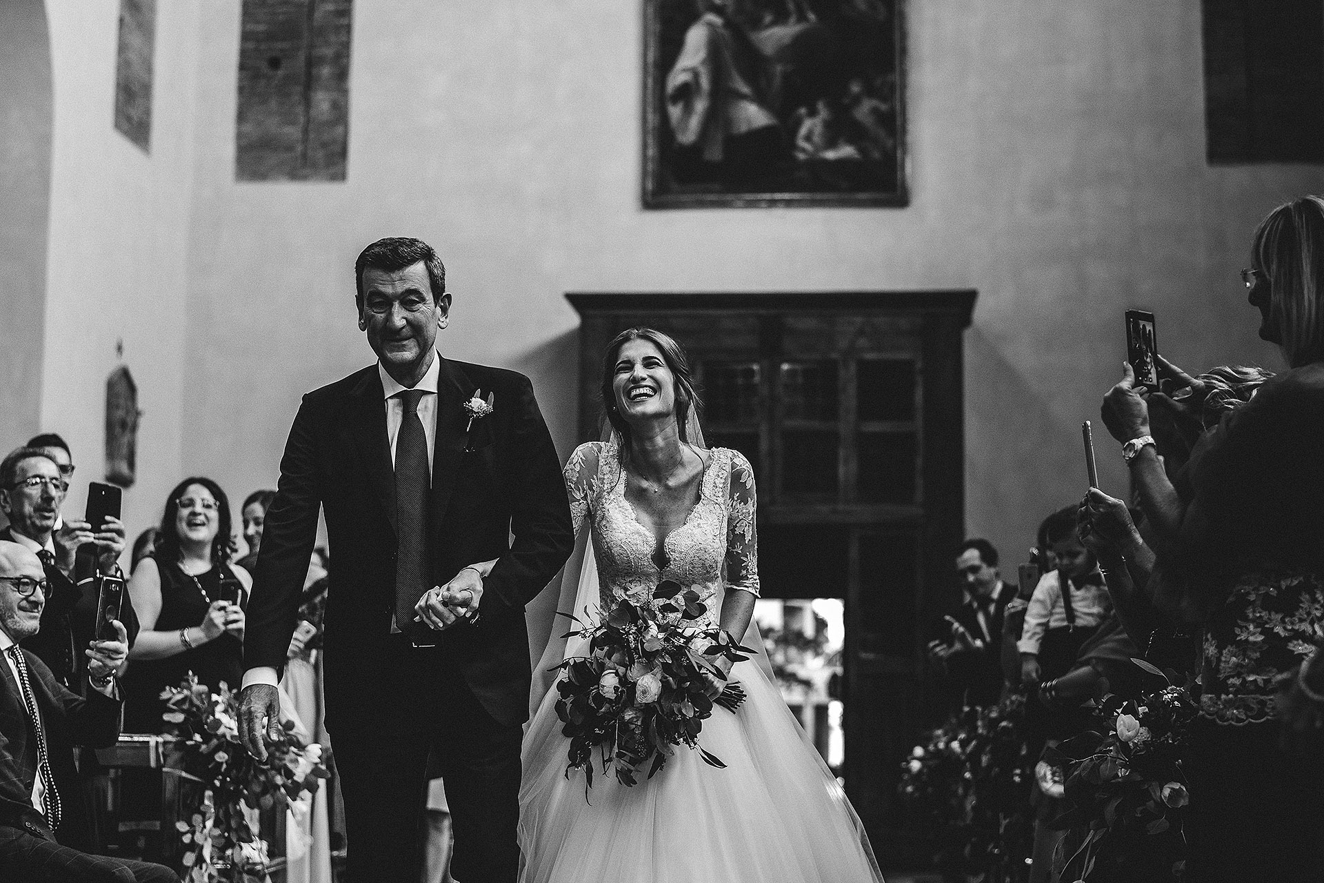 matrimonio villa piccolomini
