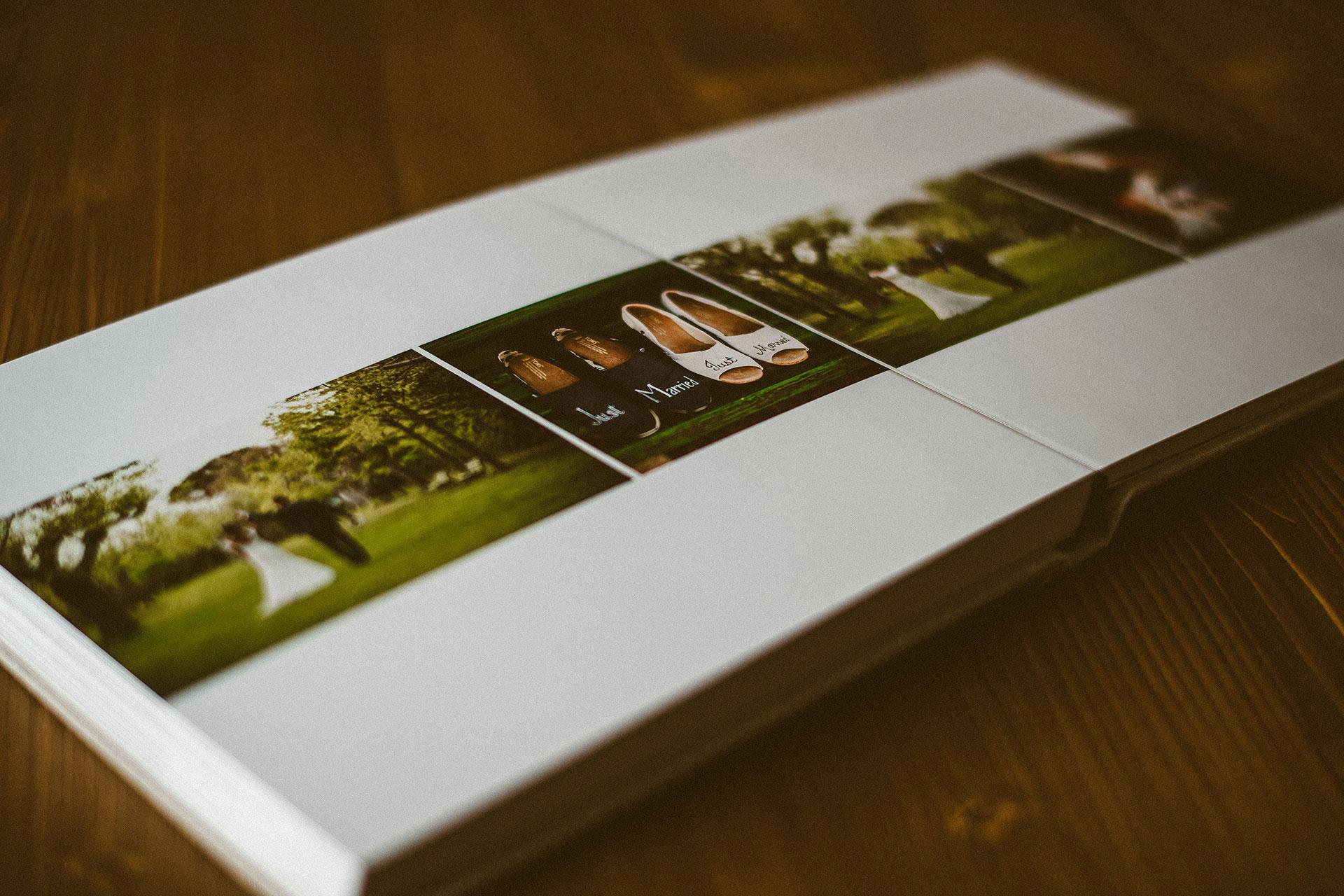 Wedding Photographer Album