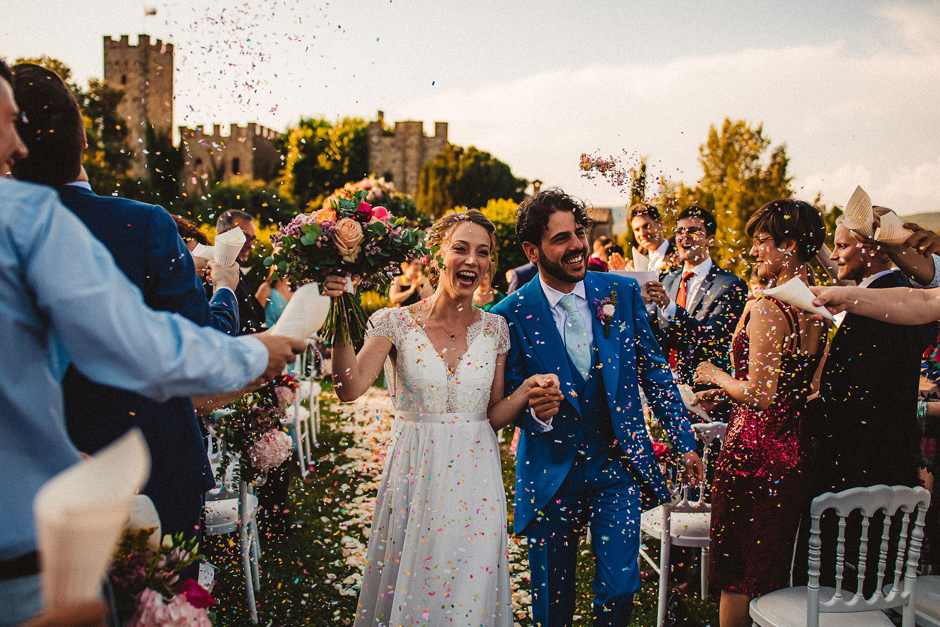 wedding castello di montalto