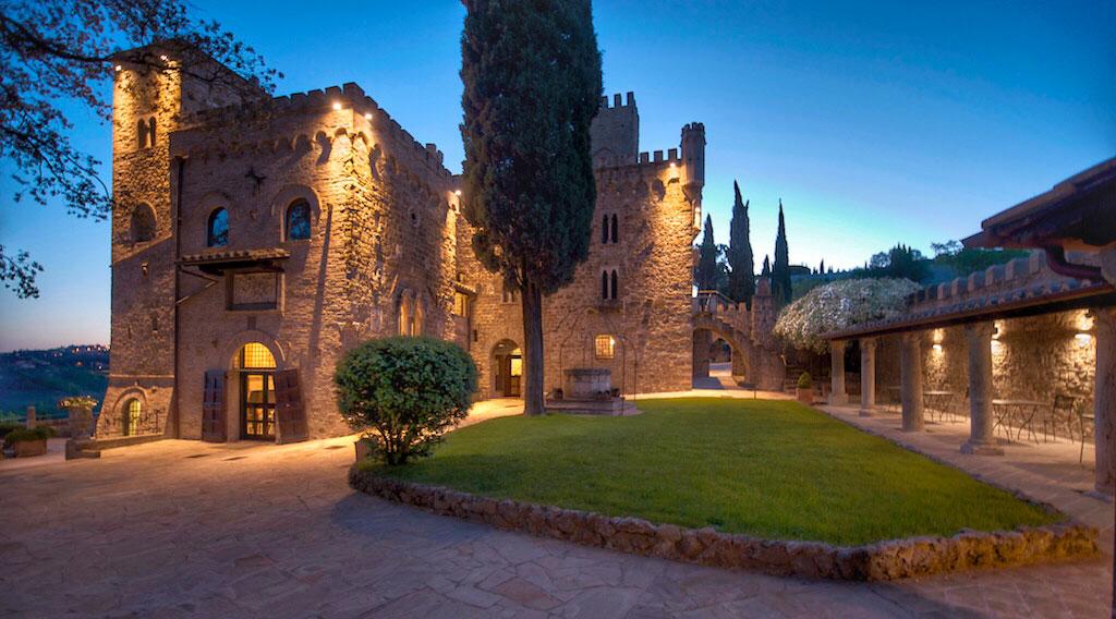 Monterone Castle: best wedding location in Umbria Italy