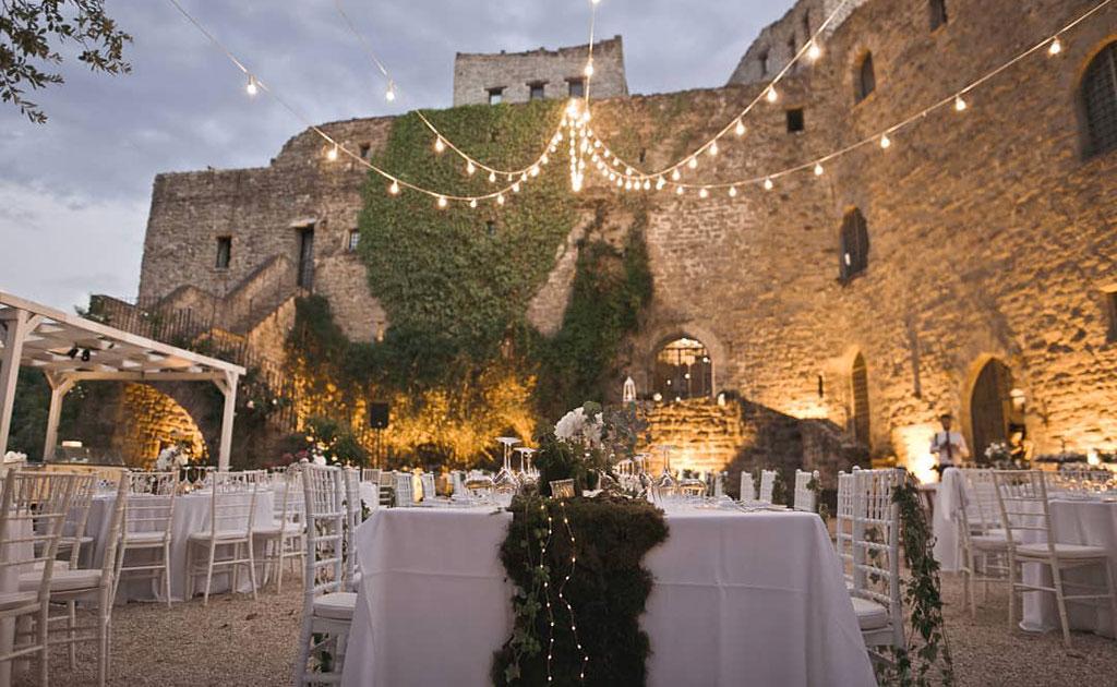 Rosciano Castle: best wedding location in Umbria Italy