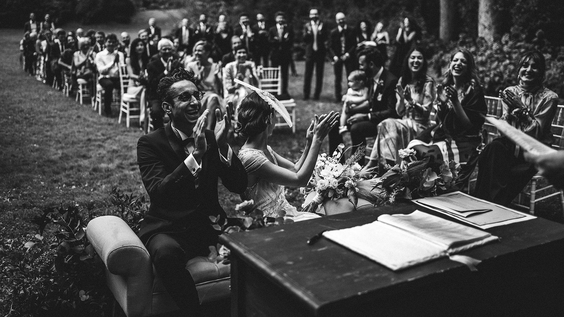matrimonio villa oltre il giardino