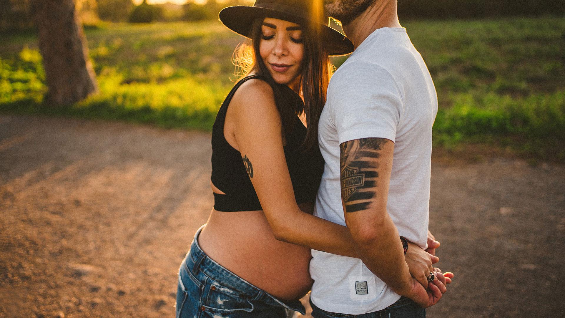 servizio fotografico maternità roma