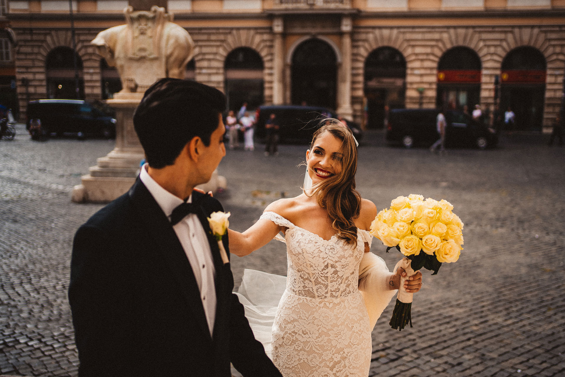 elopement photographer rome