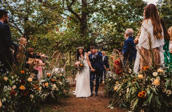sposarsi in un bosco nel lazio
