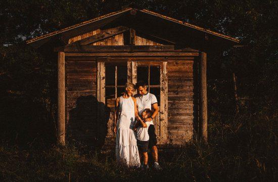 book fotografico di famiglia a roma