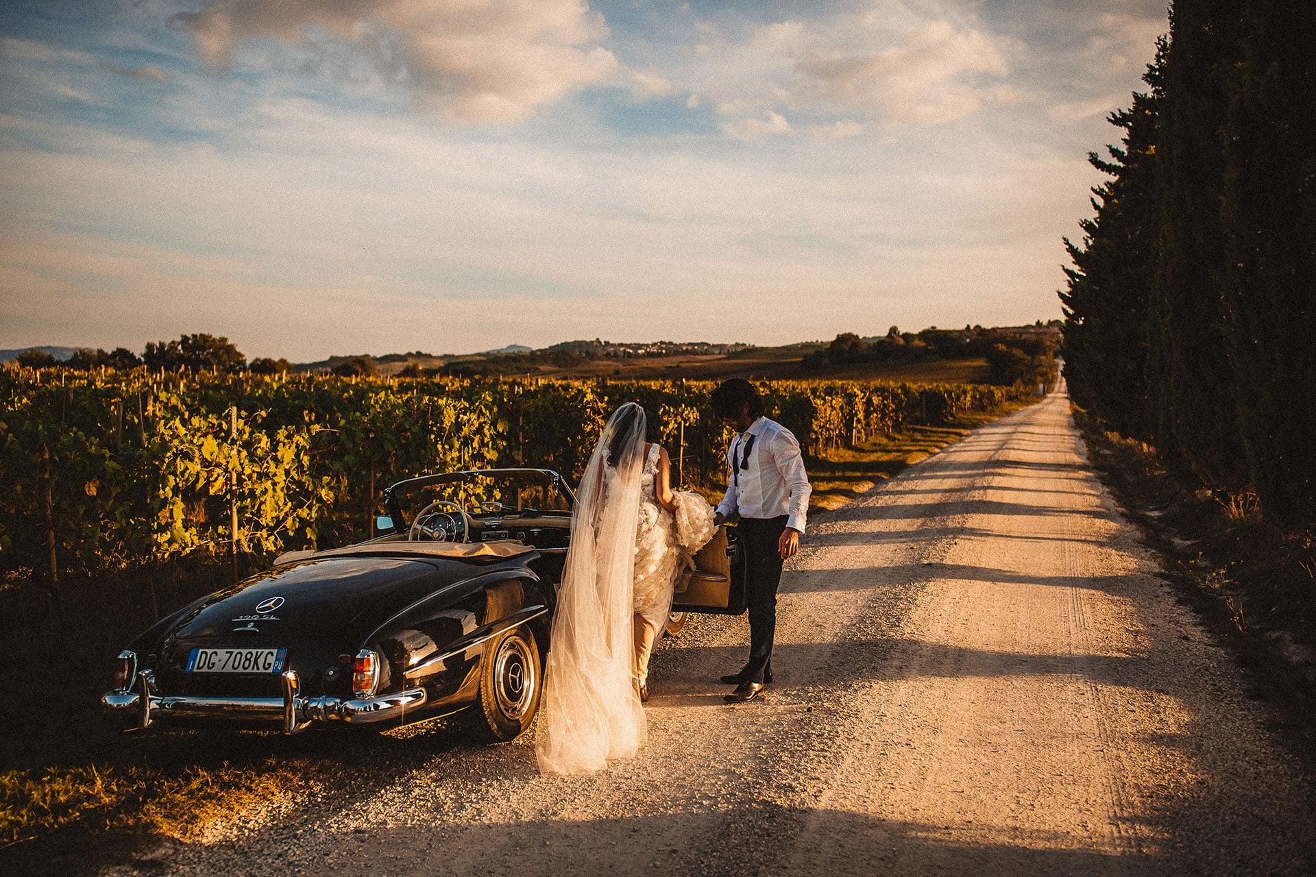 Fotografie di matrimonio in italia