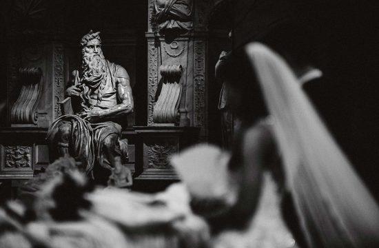 la composizione nella fotografia di matrimonio