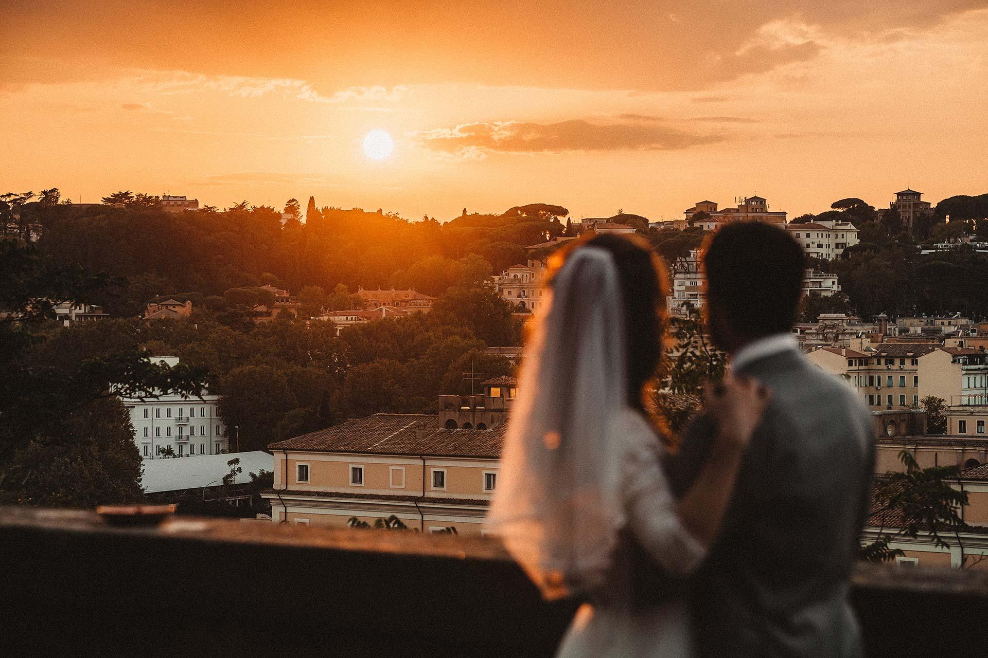 matrimonio all'istituto studi romani