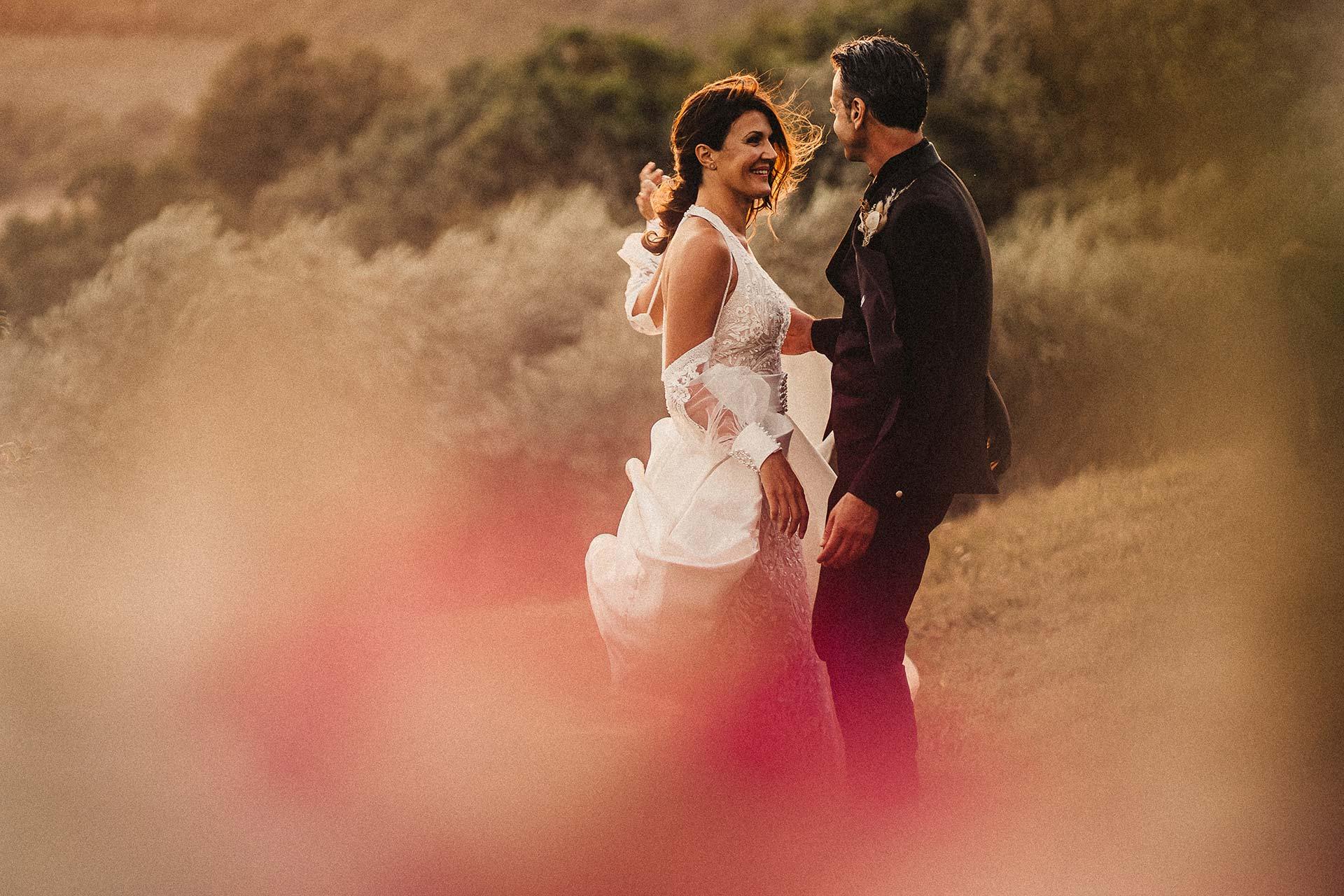 matrimonio alle terre di nano