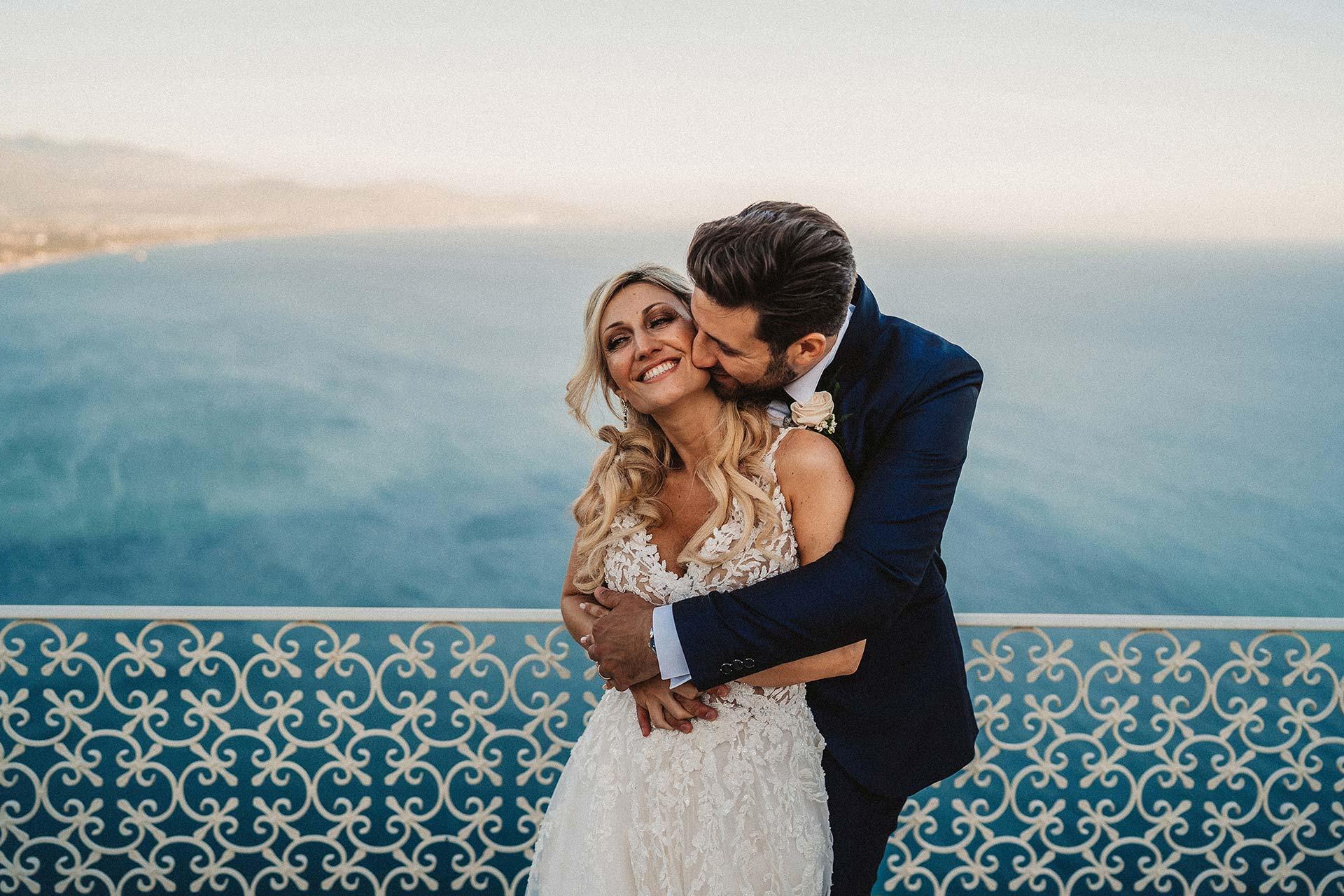 matrimonio a la librata