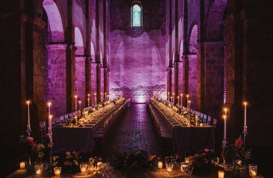 matrimonio alla abbazia di san pastore