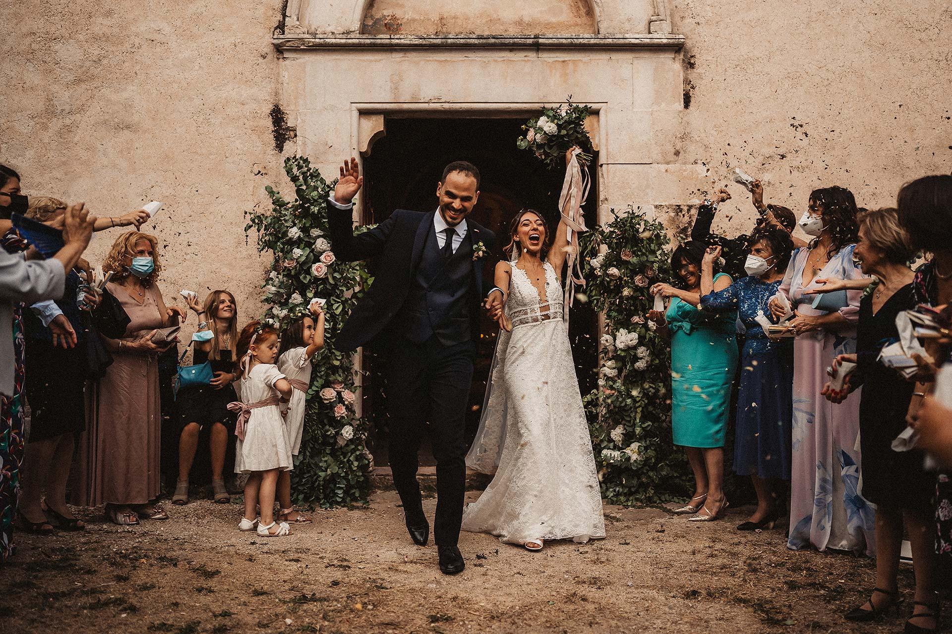 matrimonio alla abbazia di san pietro in valle